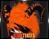 -K- Halloween Horns