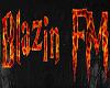 Blazin FM couch