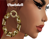 C) Gold Hoops II
