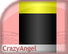 [CA] Black-Yellow Nails