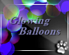 Glowing -Rave Balloons