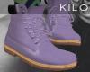 """ Purple Boots"