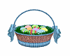 Easter Basket Blue