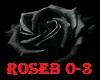 black rose light