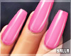 GEL Coffin Nails PINK
