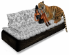 Lace Tiger Couch