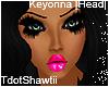 T.S. Keyonna  Head 