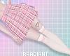 Pink Plaid | Skirt