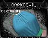 DD evil Halter Top
