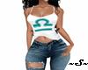 (SH) Libra Zodiac Top