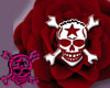 Rose w/ Skull 3