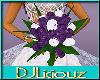 DJL-Bridal Bouquet PurpL