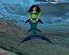 Mermaid Poses MF