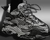 Sneaker Camo Socks