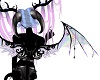 *Holo Demon Wings*