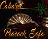 [M] Cabaret Peacock Sofa