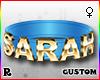 ☢! Sarah Collar Gold