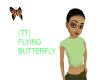 (TT) Flying BUTTERFLY