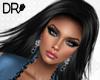 DR- Bea wild black hair
