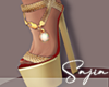 Ⓢ Necklaces Shoes