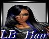 [LB] Aish Blk N Dk Blu