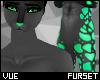 V ♥ Hazard Fur M