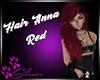 Hair Anna Red