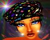 foxy louie hat w/hair