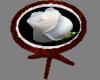 Rose drkCherryWd Table