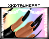[X] Black Nails M