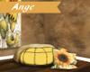{AB} Sunflower Puff