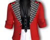 Red Anonymity Jacket