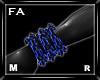 (FA)WristChainsOLMR Blue