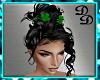 Clover Hair- Black