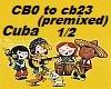 Cuba remix (Euro)1/2