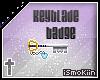 KeyBlade Badge