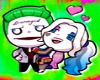 """Z"" Harley & Joker"