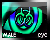 [GEL] BlueGreen eye *M*