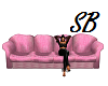 SB* Tatii Pink Couch