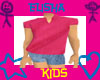 !Kids Pink & Denim