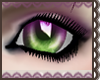Violet Green male eyes