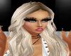 Glam Long Blond