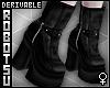 ★ DRV Platform Boots