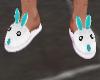 B! Boys Bunny Slippers