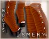 [Is] Suede Boots Terra