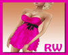 PARTY thrill dress pink