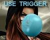 T- Bubblegum blue fem.