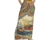 Designer Long Skirt