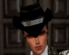 [CI]Western Hat Black