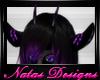 drake ears purple m/f